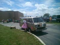 86 Vanagon Parade Float