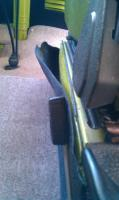 seat frame rubber