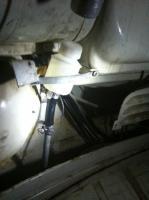 brake fill reservoir