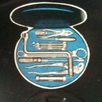NOS 61-65  HAZET Tool Kit