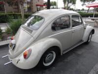 1966 Sea Sand Sunroof Beetle