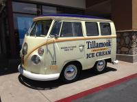 Tillamook Ice Cream Buses