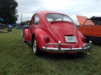 My grandma's 1965 Beetle at Summer Jam