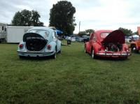 Our Volkswagens at Summer Jam