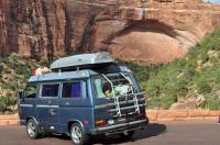 '87 Vanagon in Utah sumer of 2014