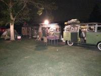 Camping at Prado