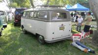 1955 Microbus seen at Bus Fest