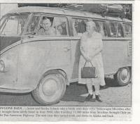 1952 deluxe traveling to south america from new jersey