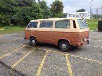2400 miles and this was the only vanagon I saw