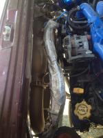 Under hatch cooling attempt, exhaust.