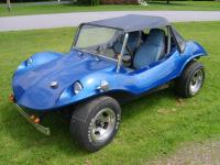 Please help me identify the maker of my dune buggy body.
