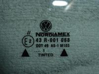 VW dealer Windshield Logo- 2013