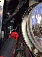 Headlight conversion