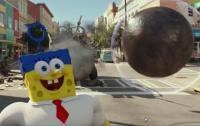 Baywindow Bus in Spongebob Movie