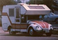 Beetle camper