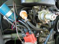 Get rid of this fuel pump to carb inline filter