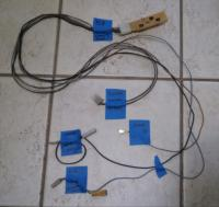 Syncro locker wiring harnesses