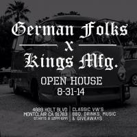 German Folks / Kings Board Shop Show and Shine