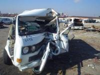 South african vanagon wreck