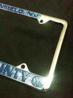 Dealer frames!
