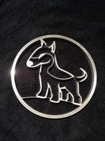 Grill emblem.
