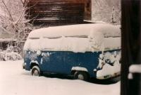 Knoxville blizzard of '93