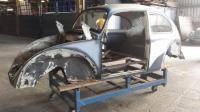1965 beetle 1st pan off