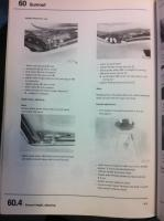 Vanagon sunroof pages in Bentley manual