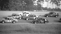 VW's Racing on Oval Track