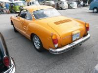 1972 Ghia Coupe in L20E 'Amber'