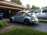 my 68 irs car
