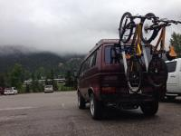 First long trip with the conversion