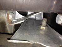 RMW exhaust brackets