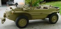 1944 VW Schwimmwagen type 166