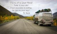 VW Bus Adventuring