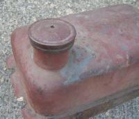 1947 Beetle fuel tank
