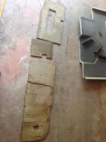 vanagon cabinet and seat underlayment