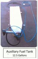 Vanagon Auxiliary fuel tank