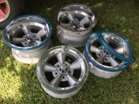 New Buggy Wheels