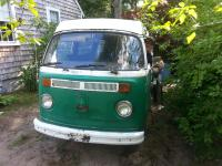 Me and my 78' Bus!