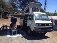 syncro camping