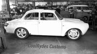CoolRydes So-Cal Customs Mendeola Suspension