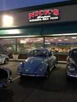last cruise night at nicks !