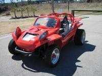 strange fiberglass custom buggy