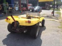 1963 fiberglass buggy