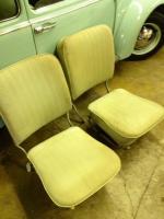 Seats '61 Bug