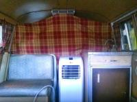 split bus ac for camping