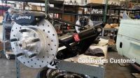CoolRydes Customs / Mendeola Suspensions, CoolStop Brakes