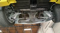 Coolrydes Customs / Mendeola Suspension Notch road race project