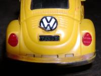 VW Beetle Transformer Toy